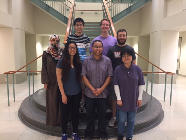 Clayborne Research group 2017